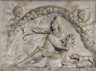800px-Mithras_relief,_Vatican_Museum